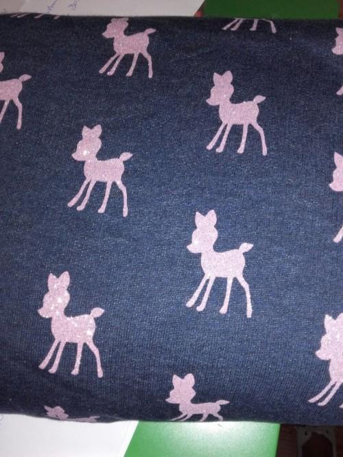 Sweater glitzer Bambi
